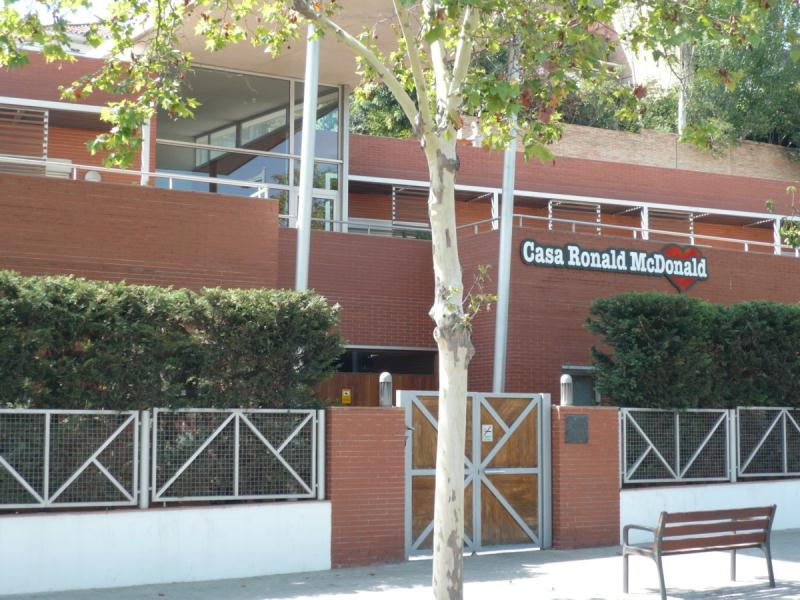 Casa Roland McDonald Barcelona